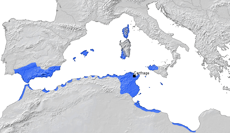 Punic - Carthaginian Empire