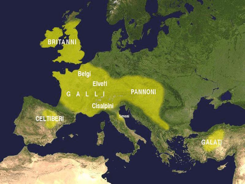 Celts - Celtic Culture Third Century BCE